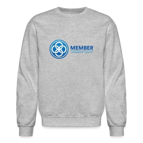 IICT Member Logo - Unisex Crewneck Sweatshirt