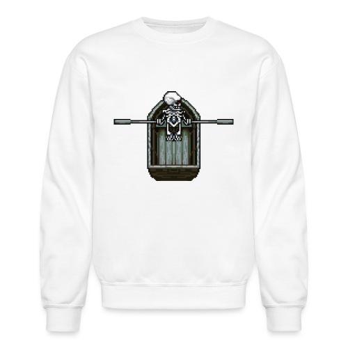 Ghost boat - Unisex Crewneck Sweatshirt