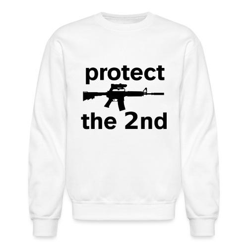 PROTECT THE 2ND - Crewneck Sweatshirt