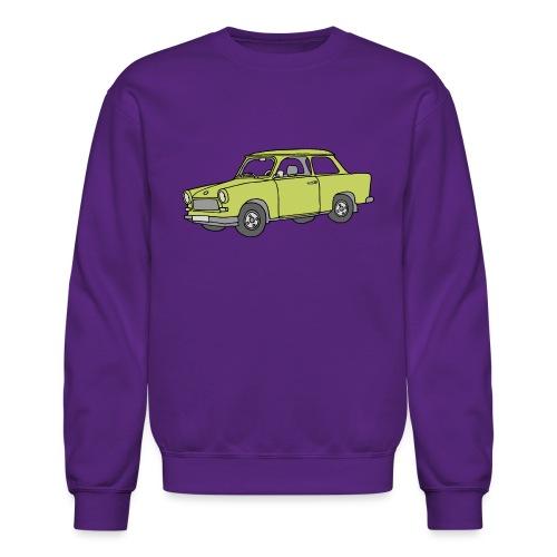 Trabant (baligreen car) - Crewneck Sweatshirt
