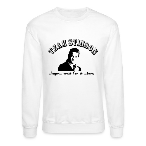 3134862_13873489_team_stinson_orig - Crewneck Sweatshirt