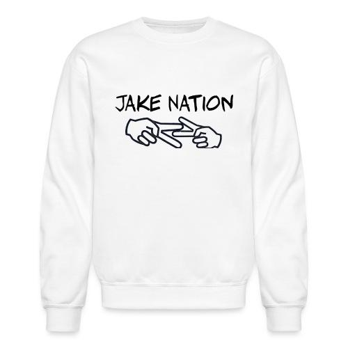 Jake nation phone cases - Crewneck Sweatshirt