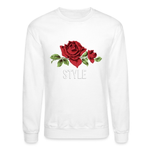 ROSE - NEWSTyLE - Crewneck Sweatshirt