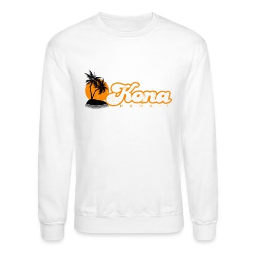 Kona Hawaii - Crewneck Sweatshirt