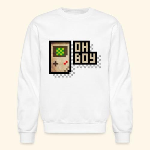 Oh Boy - Crewneck Sweatshirt