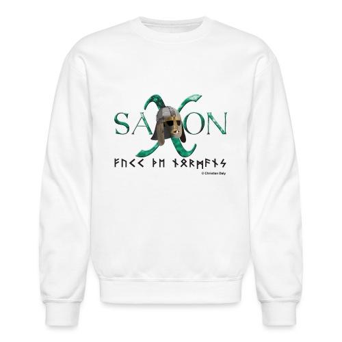 Saxon Pride - Unisex Crewneck Sweatshirt