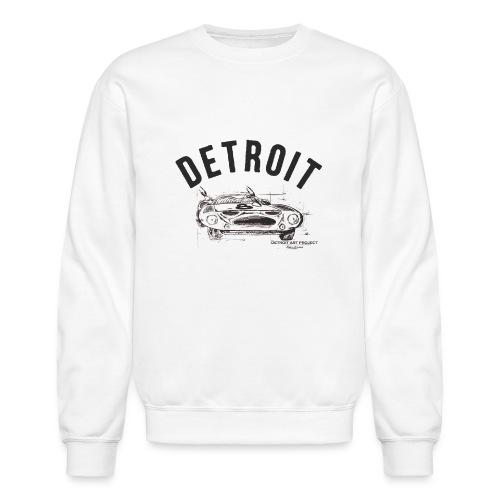 Detroit Art Project - Crewneck Sweatshirt
