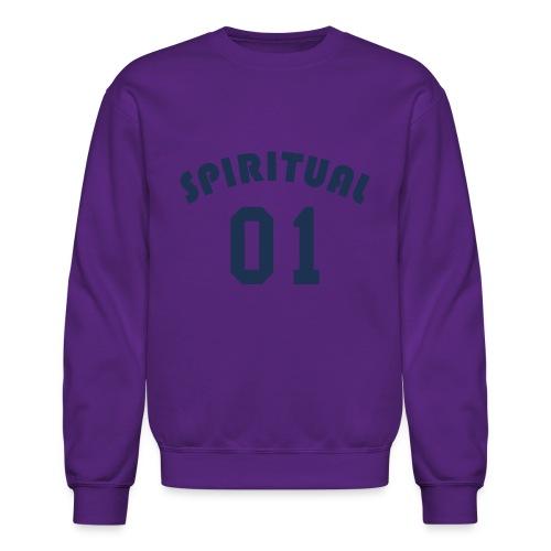 Spiritual One - Crewneck Sweatshirt