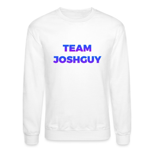 Team JoshGuy - Crewneck Sweatshirt