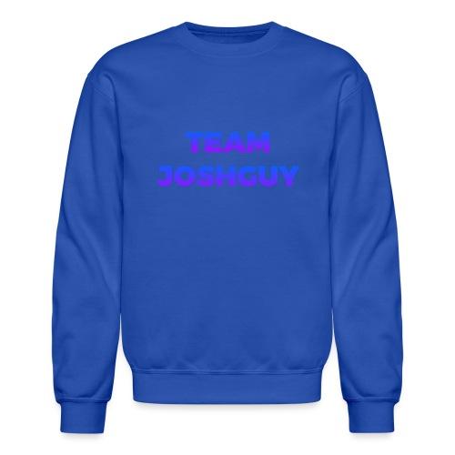 Team JoshGuy - Crewneck Sweatshirt