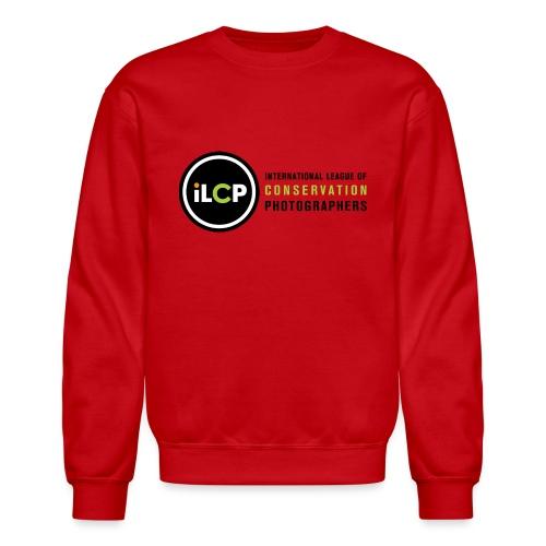 iLCP logo horizontal RGB png - Crewneck Sweatshirt