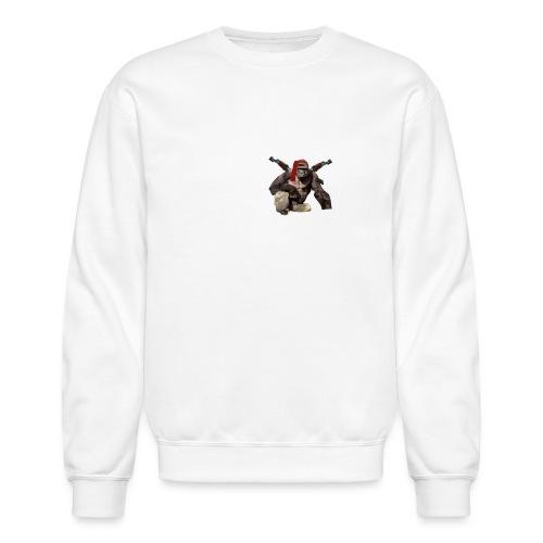 dicks out for harambe - Crewneck Sweatshirt