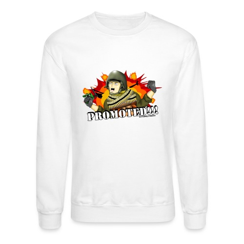 Promoted! Hank & Jed - Crewneck Sweatshirt
