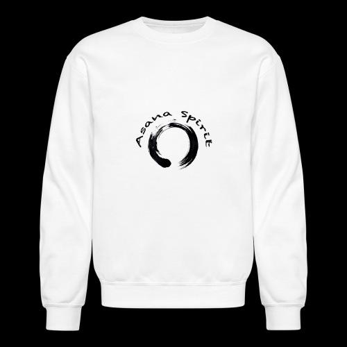 Asana Spirit - Unisex Crewneck Sweatshirt