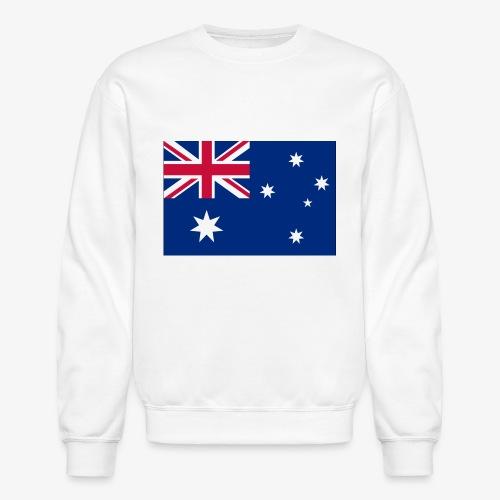 Bradys Auzzie prints - Crewneck Sweatshirt