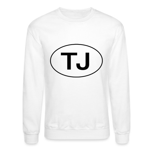 Jeep TJ Wrangler Oval - Crewneck Sweatshirt