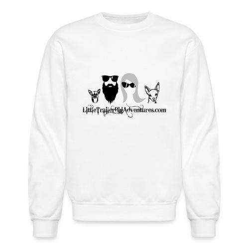 LTBA Heads Logo - Crewneck Sweatshirt
