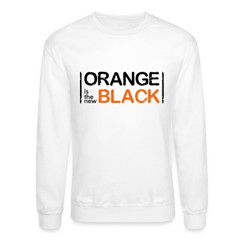 Free Piper, Orange is the New Black Women's - Unisex Crewneck Sweatshirt