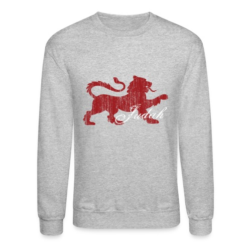 The Lion of Judah - Crewneck Sweatshirt