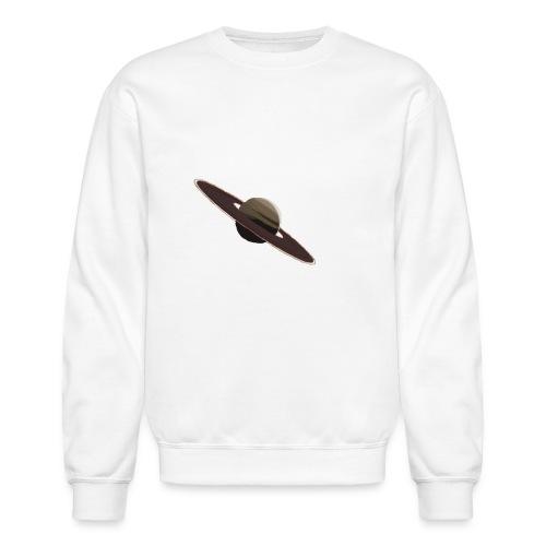 Saturn - Unisex Crewneck Sweatshirt