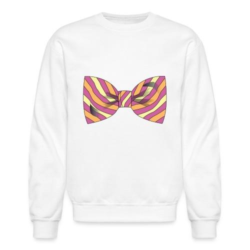 Bow Tie - Crewneck Sweatshirt
