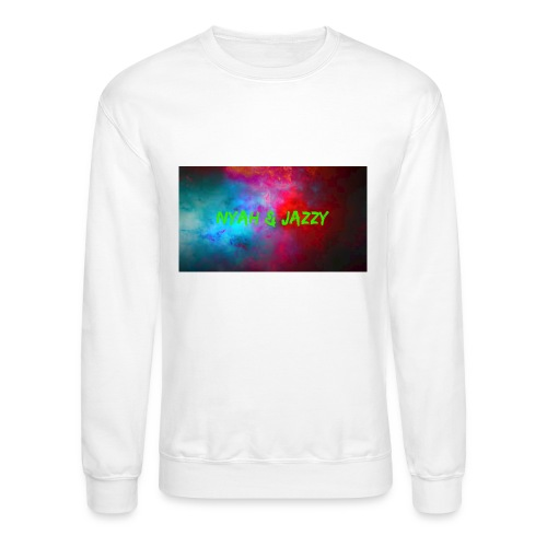 NYAH AND JAZZY - Unisex Crewneck Sweatshirt