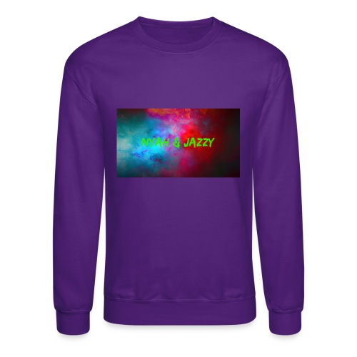 NYAH AND JAZZY - Crewneck Sweatshirt