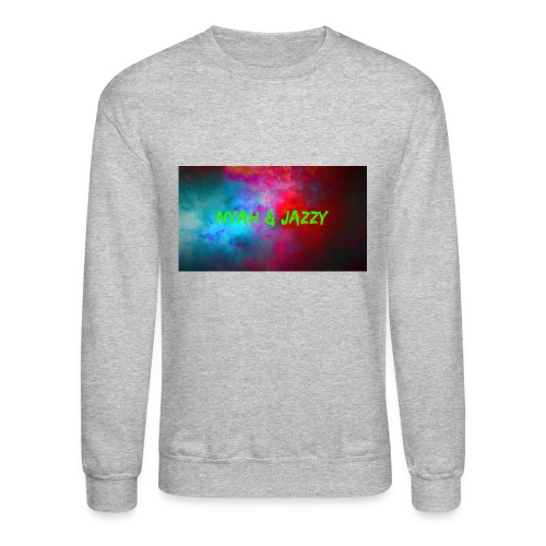 NYAH AND JAZZY - Crewneck Sweatshirt