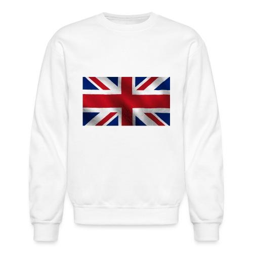British Flag - Crewneck Sweatshirt