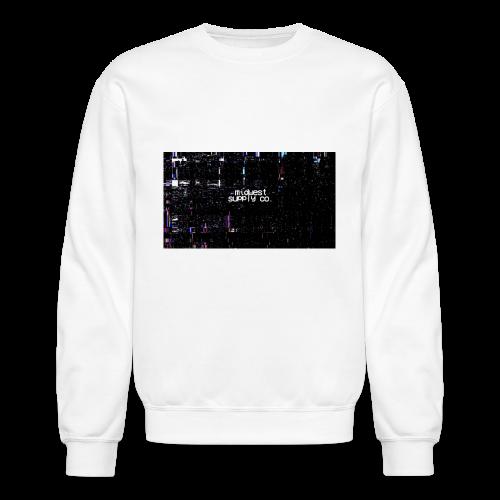 vhs style - Crewneck Sweatshirt