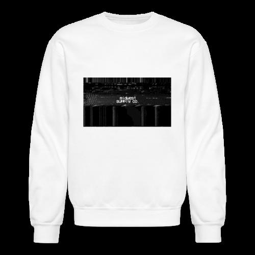 vhs style v2 - Crewneck Sweatshirt