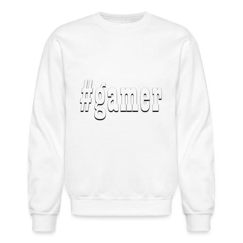 Perfection for any gamer - Unisex Crewneck Sweatshirt