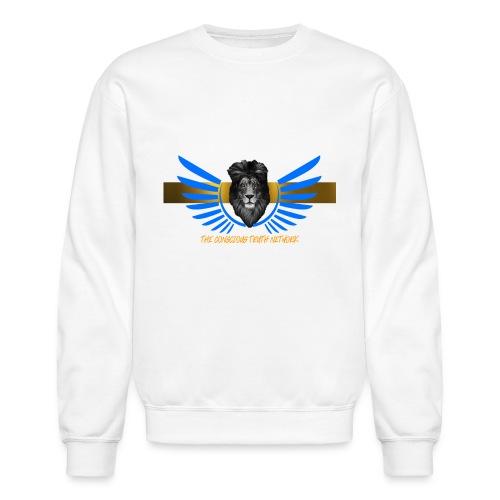 The conscious Truth network png - Unisex Crewneck Sweatshirt