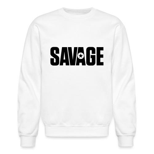 SAVAGE - Unisex Crewneck Sweatshirt