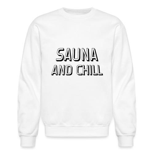 DS - Sauna And Chill - Crewneck Sweatshirt