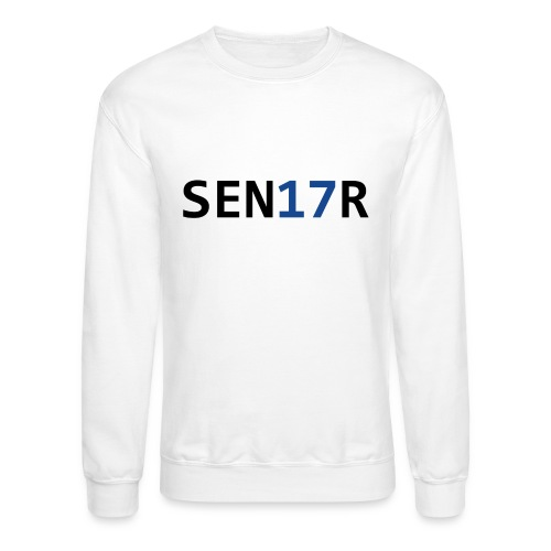 Senior Graduation 2017 - Crewneck Sweatshirt