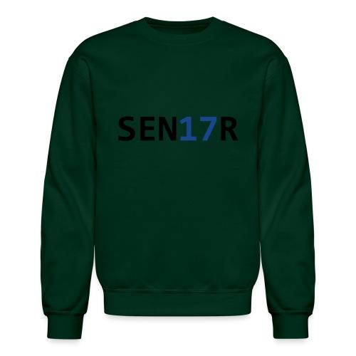 Senior Graduation 2017 - Unisex Crewneck Sweatshirt