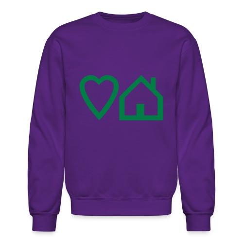 ts-3-love-house-music - Crewneck Sweatshirt