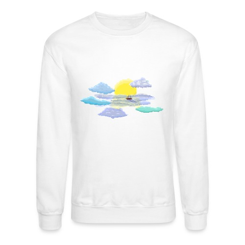 Sea of Clouds - Crewneck Sweatshirt
