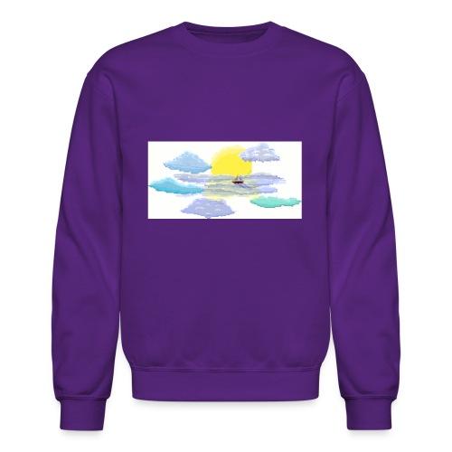 Sea of Clouds - Crewneck Sweatshirt