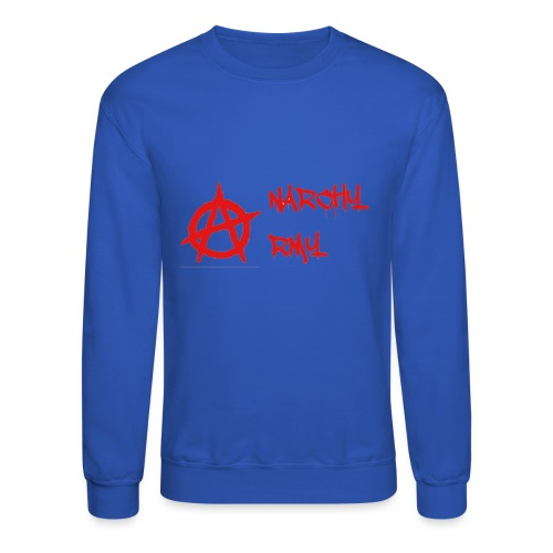 Anarchy Army LOGO - Crewneck Sweatshirt
