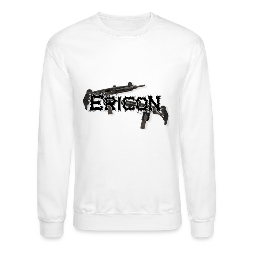 Ericon Beats Uzi Logo - Crewneck Sweatshirt