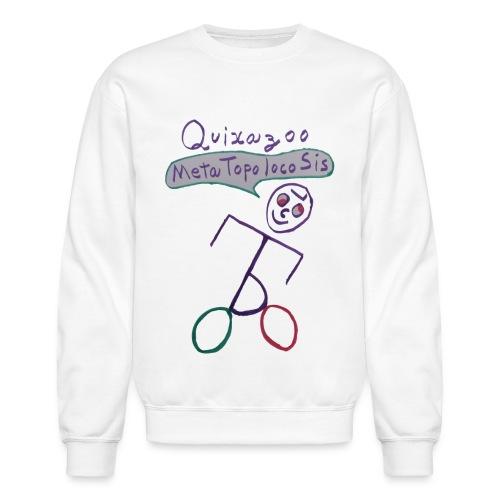 MetaTopolocoSisStick - Unisex Crewneck Sweatshirt