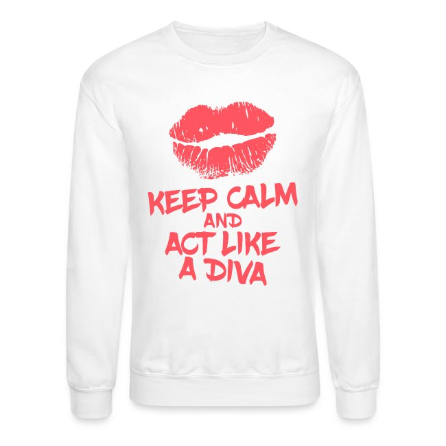 keep calm diva