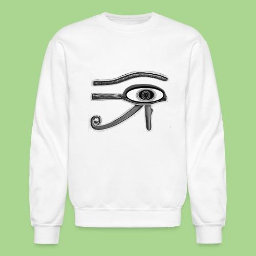 EYE copy - Unisex Crewneck Sweatshirt