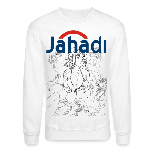 HADIBITCHES - Crewneck Sweatshirt