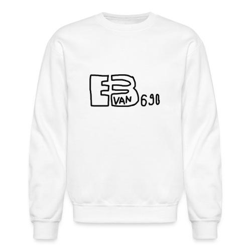 Evan3690 Logo - Crewneck Sweatshirt