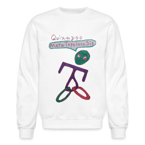 MetaTopolocoSisFull - Unisex Crewneck Sweatshirt