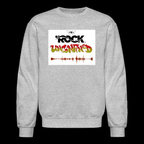 Eye Rock Unconfined - Unisex Crewneck Sweatshirt