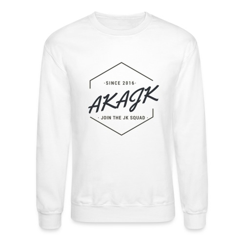 the geometric JK Squad - Crewneck Sweatshirt